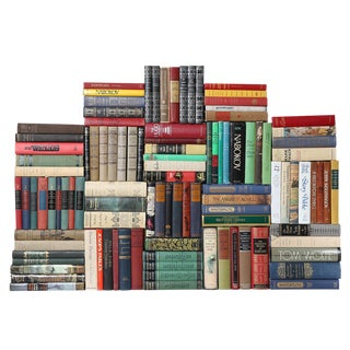 Curated World Classic Books - Set of 100