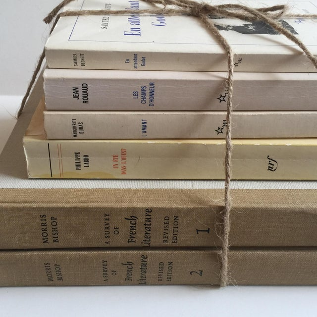 Vintage French Novels - Set of 6 - Image 3 of 5