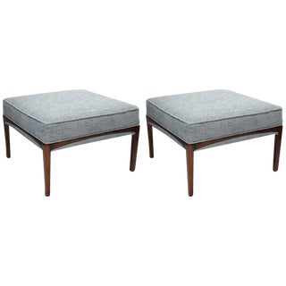 Pair of Jazzy Ottomans