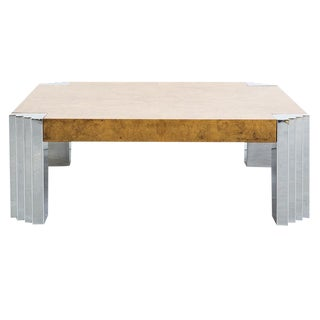 Leon Rosen for Pace Cityscape Coffee Table