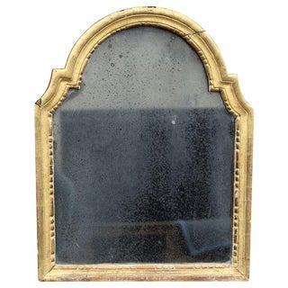 18th Century Bois Doré Mirror from France