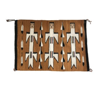 "Handmade Tribal Rug - 2'5"" X 3'5"""