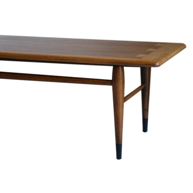 Lane Dovetail Coffee Table Chairish