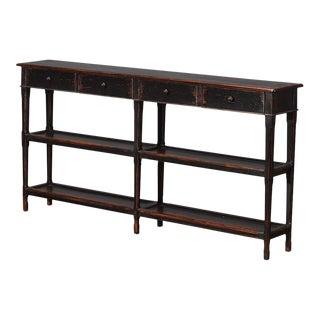 Sarreid Ltd Hall Console Table