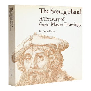 A Treasury of Great Master Drawings Book