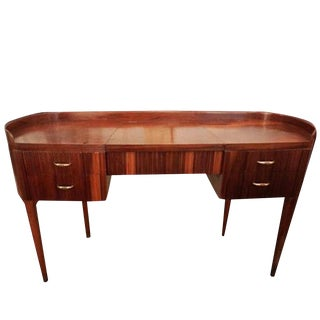 Modernist Vanity or Dressing Table by Paolo Buffa
