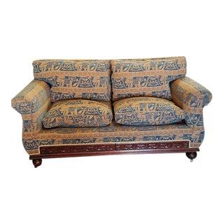 Late 19th Century Mahogany Framed Sofa c.1880