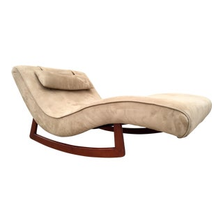 Adrian Pearsall Mid-Century Wave Lounge Chair