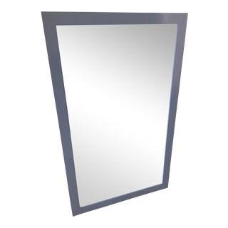 Custom Lacquer Bevel Mirror