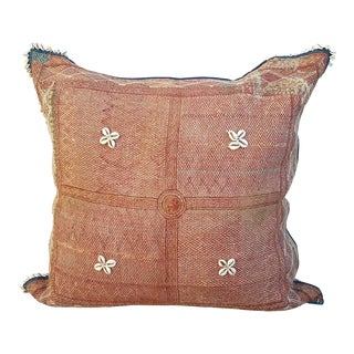 Vintage Rajasthani Banjara Floor PIllow