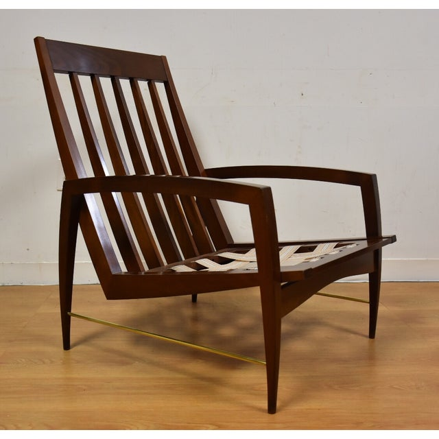 Mid Century Modern Lounge Chair - Image 2 of 11