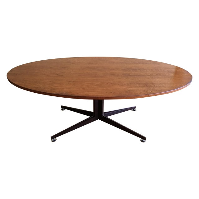 Edward Wormley for Dunbar Dining Table - Image 1 of 6