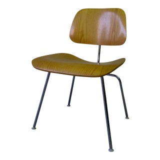 Herman Miller Mid Century Modern EAMES DCM CHAIRS