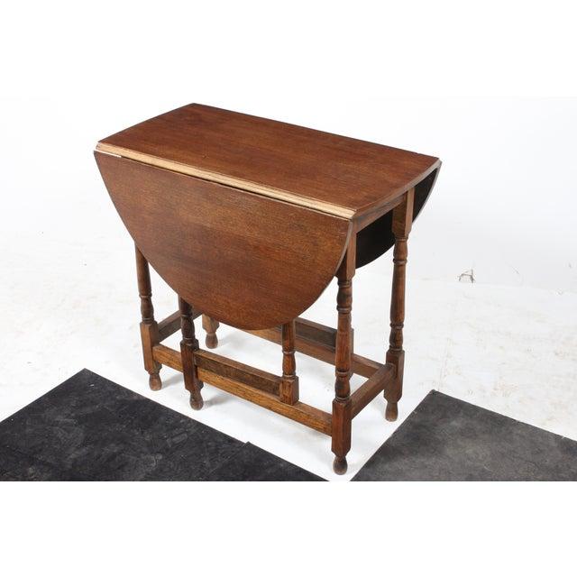 Image of Oak Gate Leg Table