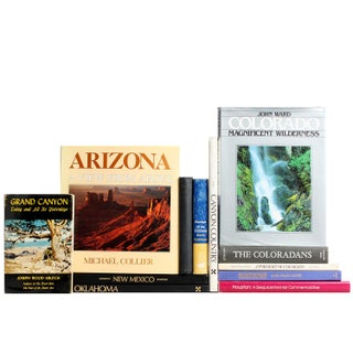 Western Landscapes - Set of 12