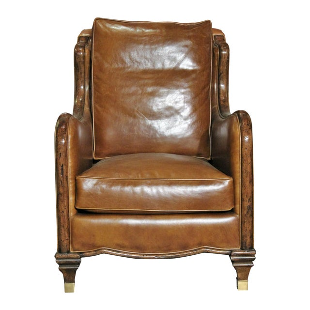 Theodore Alexander Roxburghe Club Chair - Image 1 of 5