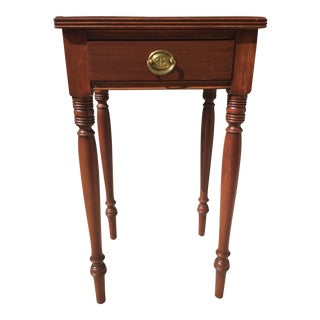 Kindel Antique American Side Table