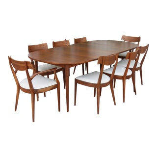 Beautiful Kipp Stewart Dining Set w/ 8 Chairs