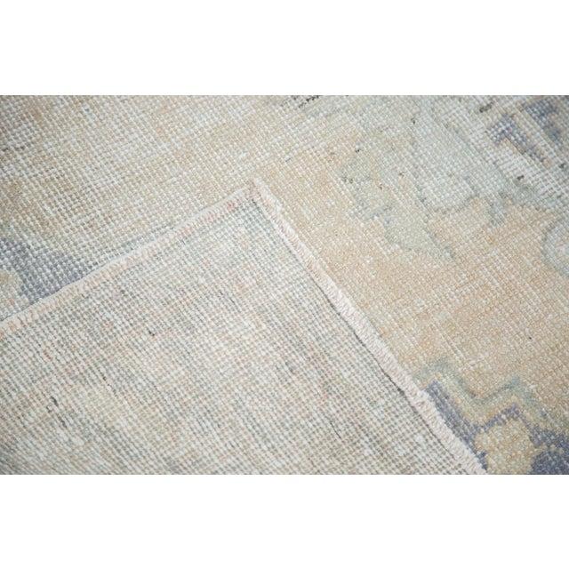 "Peach Distressed Oushak Carpet - 5'9"" x 9'6"" - Image 8 of 8"