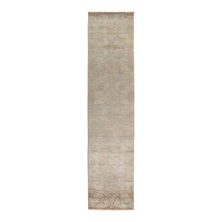 """Vibrance Hand Knotted Runner Rug - 2' 5"""" X 11' 5"""""""