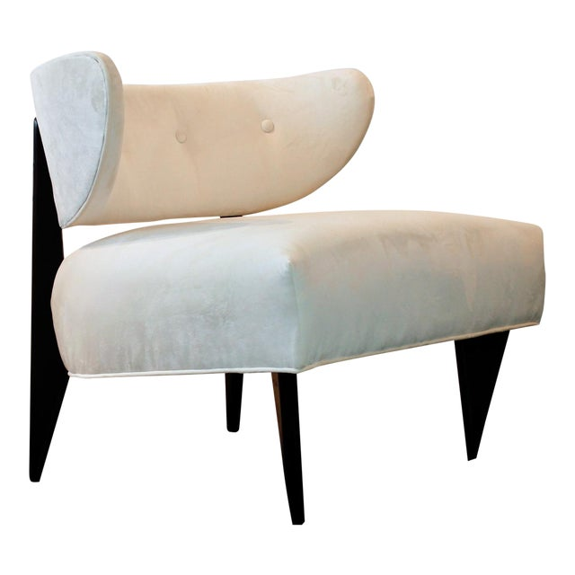 Mid-Century Sculptural Lounge Chair in the Style of Billy Haines, 1950s - Image 1 of 7