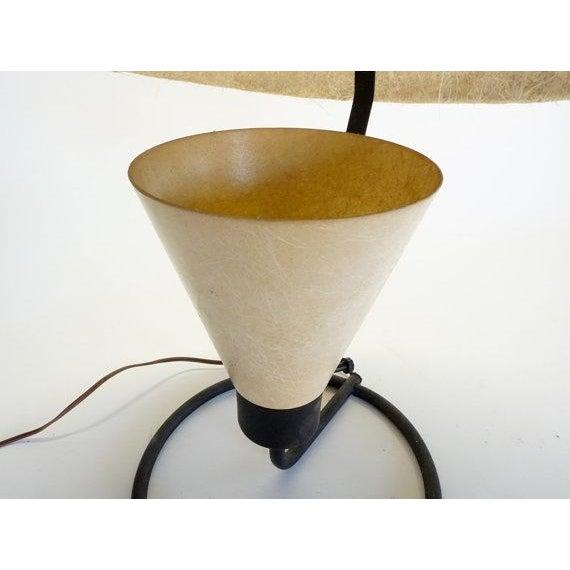Mitchel Bobrick Style Table Lamp - Image 5 of 6