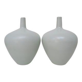 Jonathan Adler Gourd Shaped Vases - A Pair