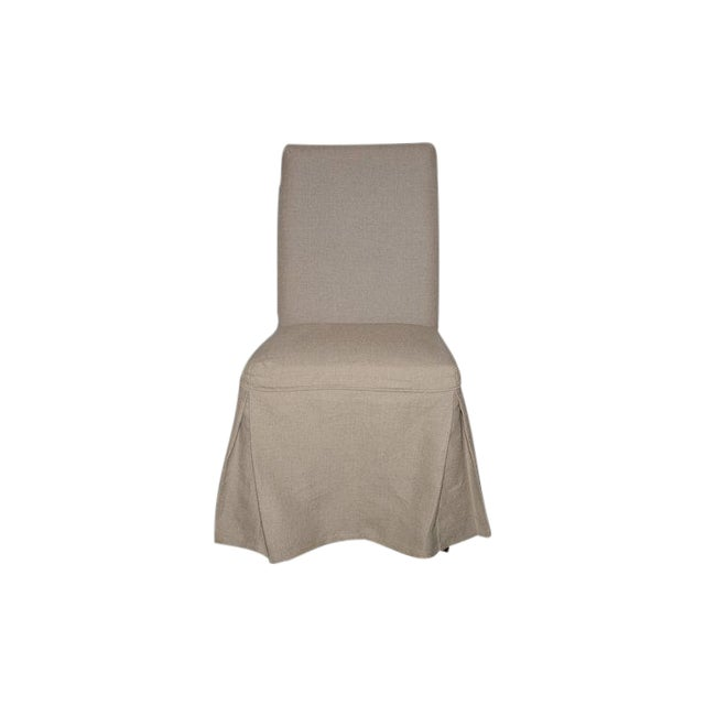 Ballard Designs Slipcover Parsons Chair