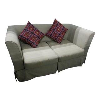 Modern Beige Standard Sofa