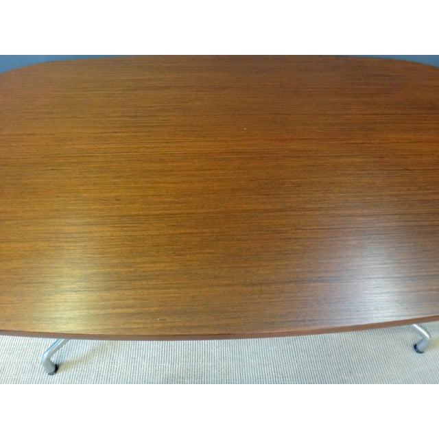 Image of Eames for Herman Miller Large Oval Table