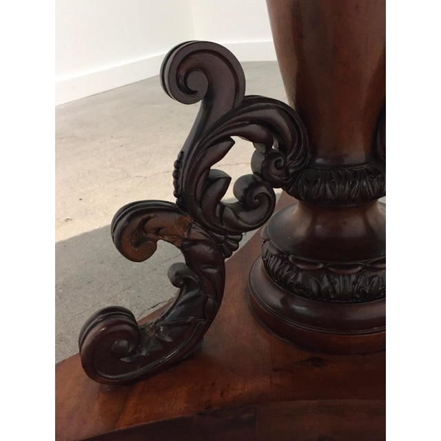 1860s Victorian Center Table - Image 3 of 6