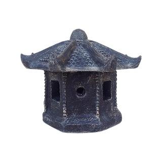 Architectural Concrete Pagoda Garden Accent
