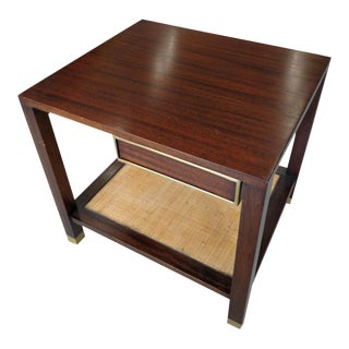 "Harvey Probber ""Walnut"" Table"