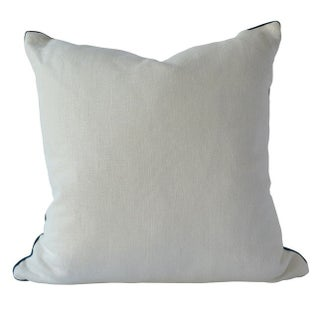 Kravet Madison Milk Pillow