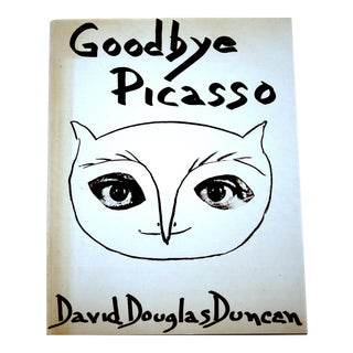 Goodbye Picasso Coffee Table Book