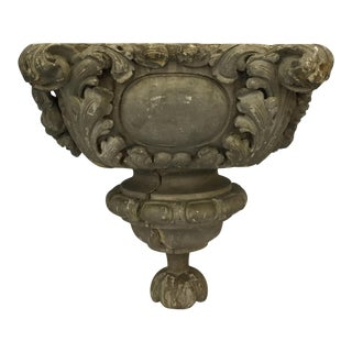 19th Century Carved Bracket