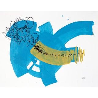 'Elephant ' Acrylic Ink Painting