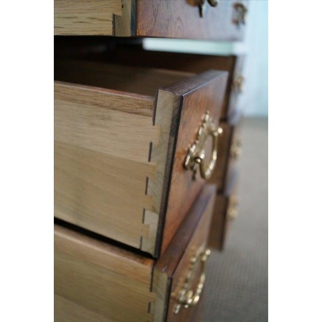Baker George II English Style Knee Hole Desk - Image 7 of 10