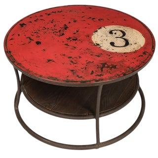 Sarreid Ltd. 3 Ball Coffee Table