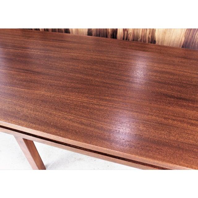 Harvey Probber Mahogany Coffee Table - Image 4 of 8