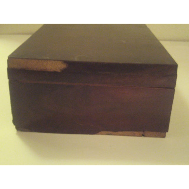 Image of Early 19th Century Box