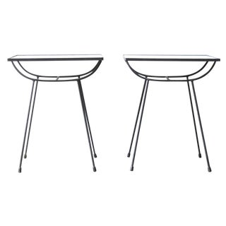Side Tables by George Nelson for Arbuck - A Pair