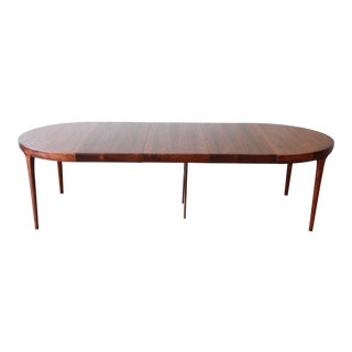Ib Kofod Larsen Rosewood Extension Dining Table