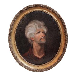Vintage Portrait of a Man
