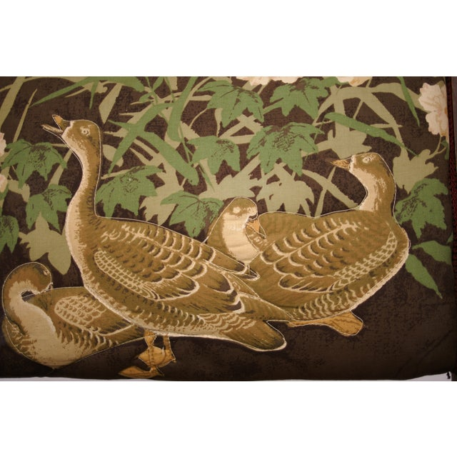 Wild Duck Upholstered Chair - Image 2 of 4