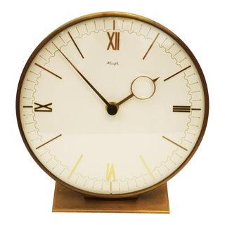 Mid-Century Table Clock by Kienzle, 1955