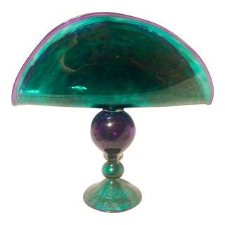 Christian Thirion Original Glass Art Piece