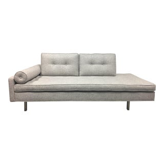 New Jeff Vioski Gray Chicago Sofa