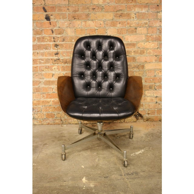 George Mulhauser Plycraft Bentwood Chair - Image 2 of 5