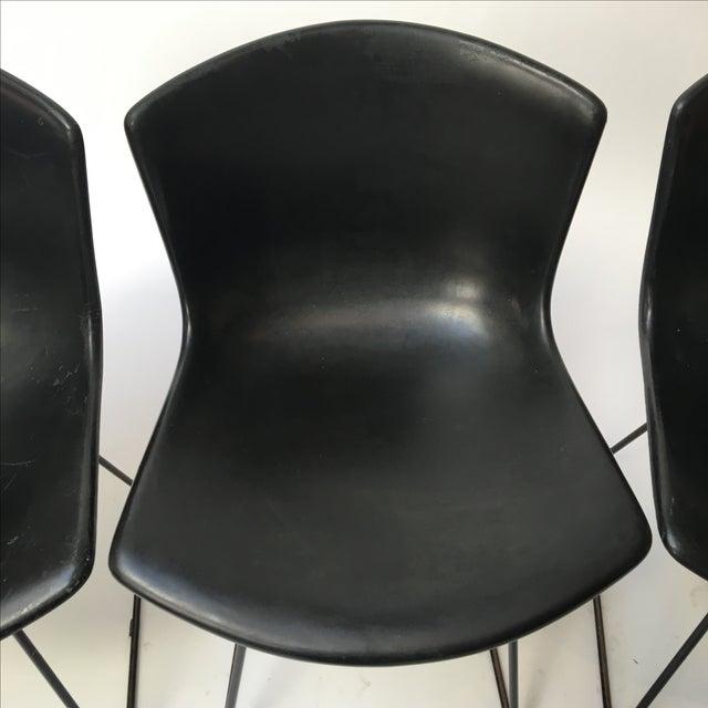 Knoll Bertoia Fiberglass Side Chairs - Set of 3 - Image 7 of 11
